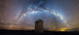Warsaw Telescope and Milky Way Cepheids discovered by the OGLE survey.