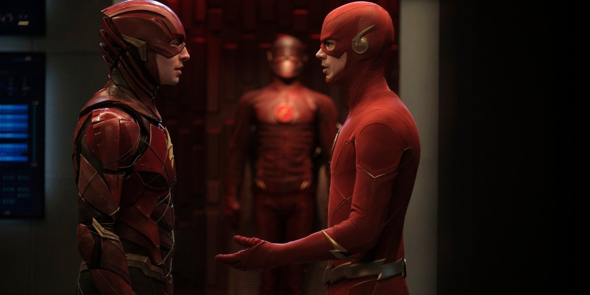 Flash Fans In Awe That DC Managed To Keep Ezra Miller's Crisis On Infinite Earths Cameo A Secret - CINEMABLEND