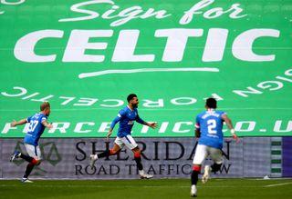 Celtic v Rangers – Scottish Premiership – Celtic Park