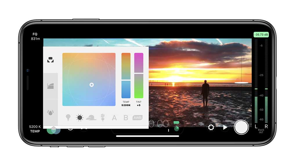 How to use Filmic Pro: master the basics of the filmmaking app