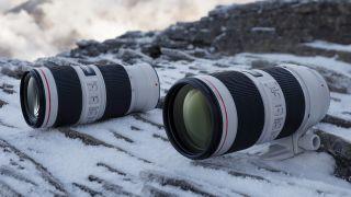 Best Canon telephoto zoom