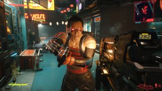 CD Projekt Red breaks down Cyberpunk 2077 weapons