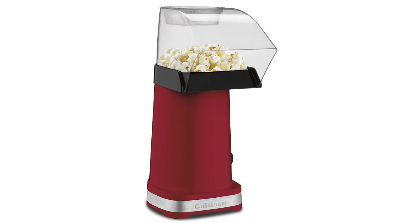 Red Cuisinart CPM-700 EasyPop Popcorn Maker
