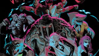 X-MEN: CURSE OF THE MAN-THING #1