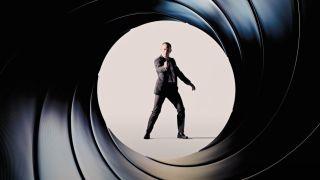 Daniel Craig's James Bond in Skyfall