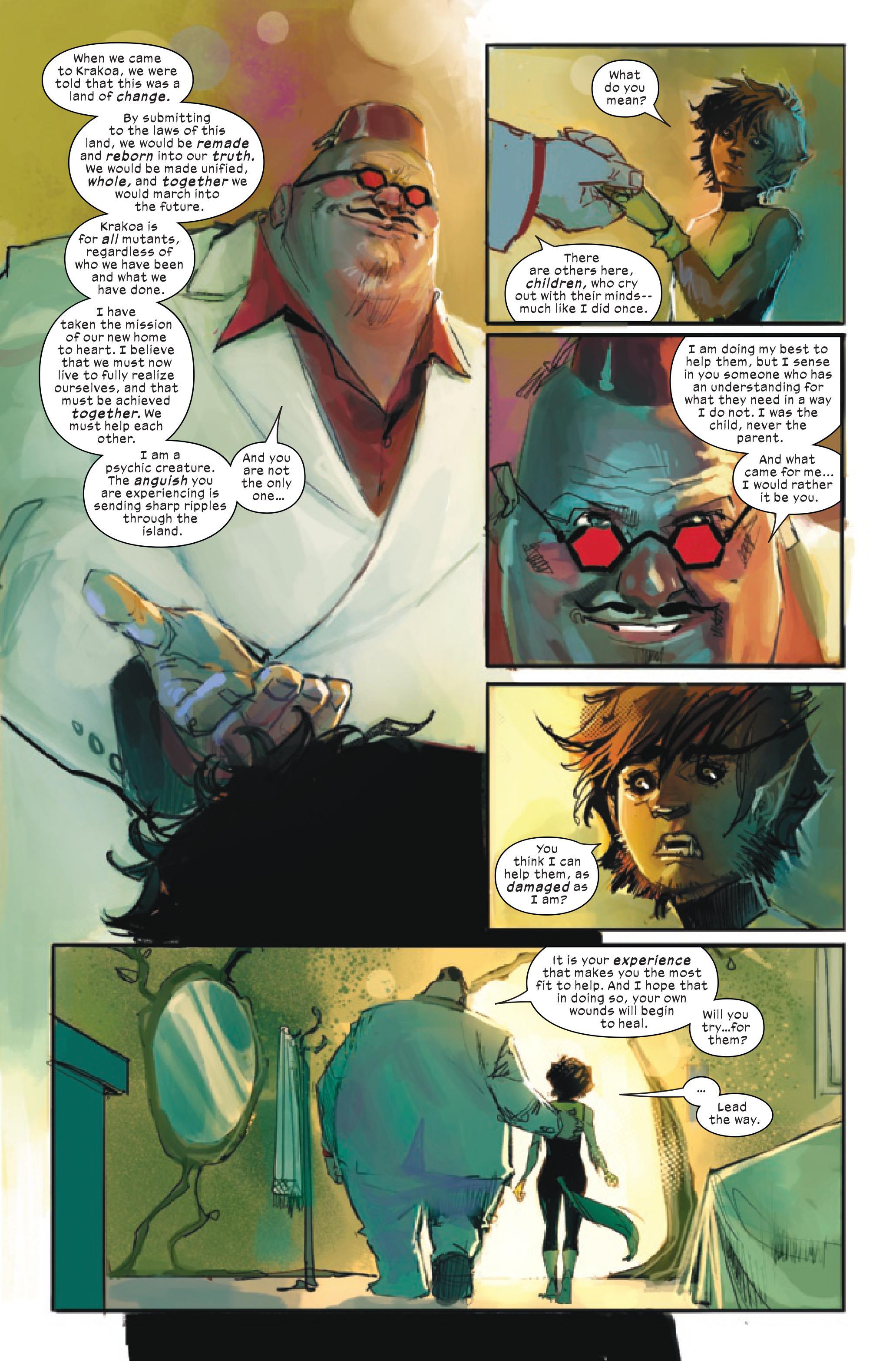 Nuevos mutantes # 17