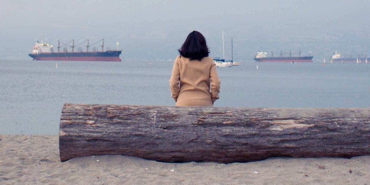 Sarah Edmondson in The Vow