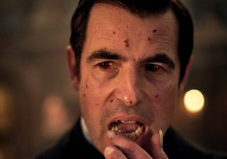 Dracula first look
