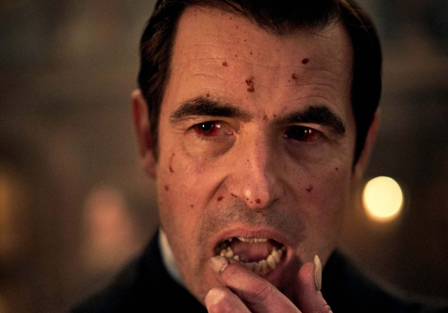Dracula first look! Claes Bang sinks his teeth into iconic role