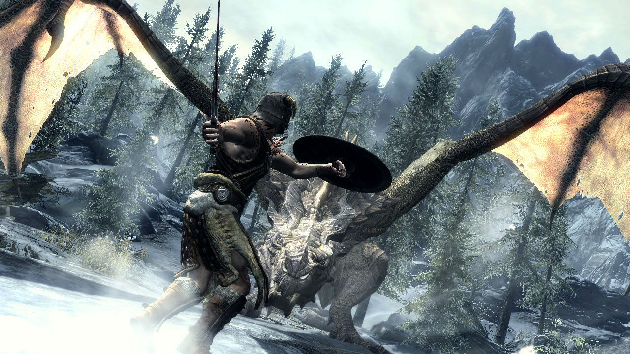 getting skyrim remastered for free