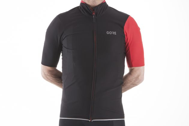 b00288e2a Gore C5 Windstopper jersey review - Cycling Weekly
