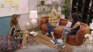Jade Jagger, Fearne Cotton and Michelle Ogundehin on Interior Design Masters