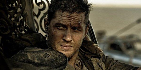 Tom Hardy Mad Max Fury Road