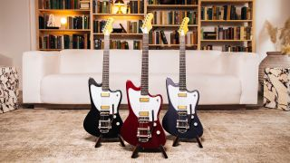 Harmony Silhouette with Bigsby