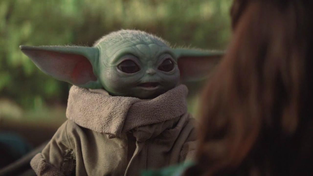 New Star Wars Concept Art Sees Baby Yoda Trying On A Mandalorian S Helmet Gamesradar