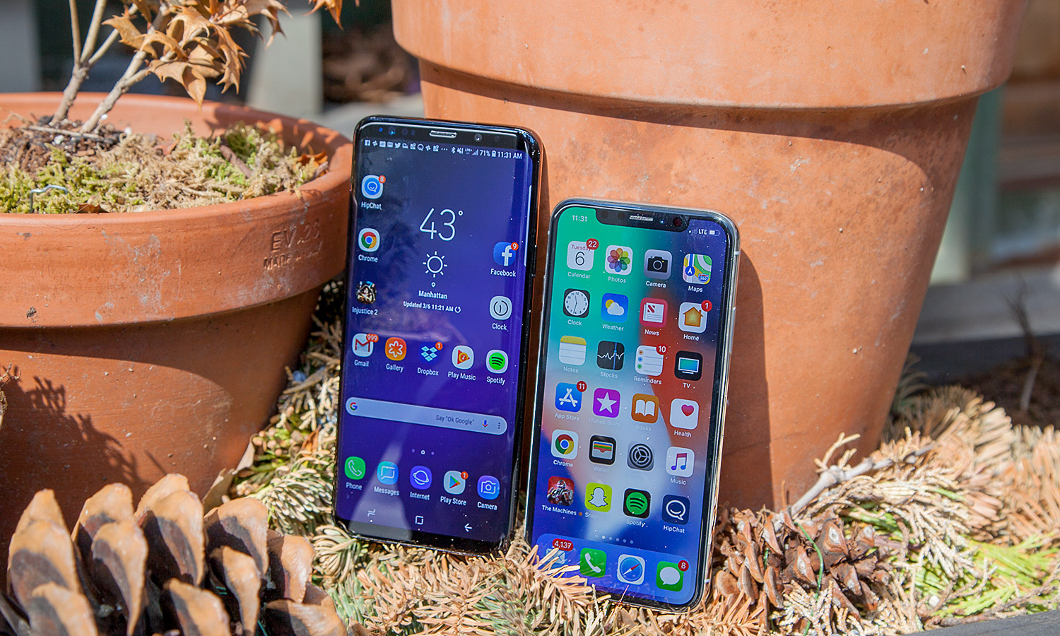 Verizon Taking 50 Percent Off iPhone X, Galaxy S9 | Tom's Guide