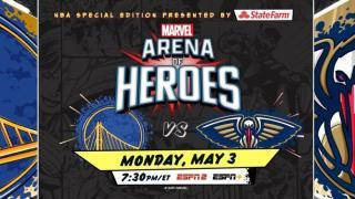 ESPN Marvel's Arena of Heroes