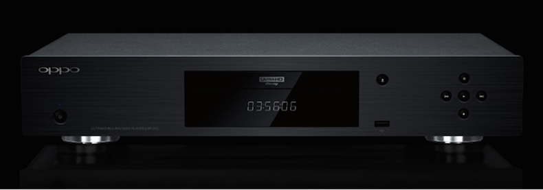 oppo unveils its first 4k blu ray player what hi fi. Black Bedroom Furniture Sets. Home Design Ideas