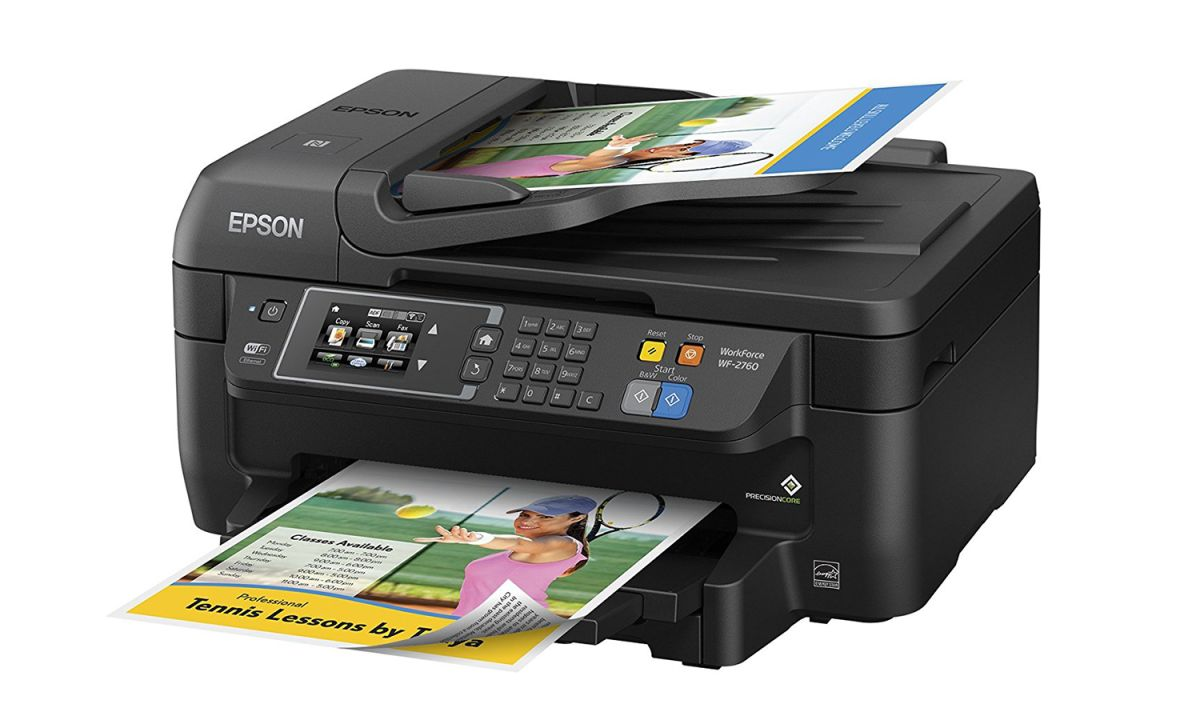 Epson WF-2760 Review: A Fast Inkjet for a Bargain Price | Tom's Guide