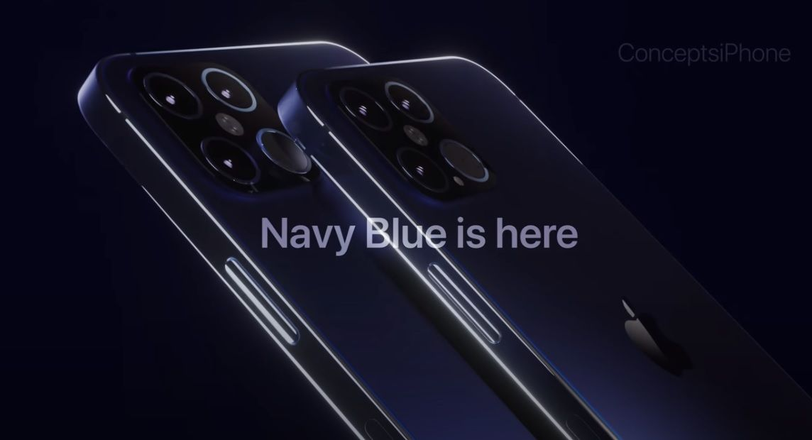 iPhone 12 in navy blue is the color we've been waiting for - Tom's Guide