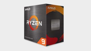 AMD Ryzen 9 5000-series box