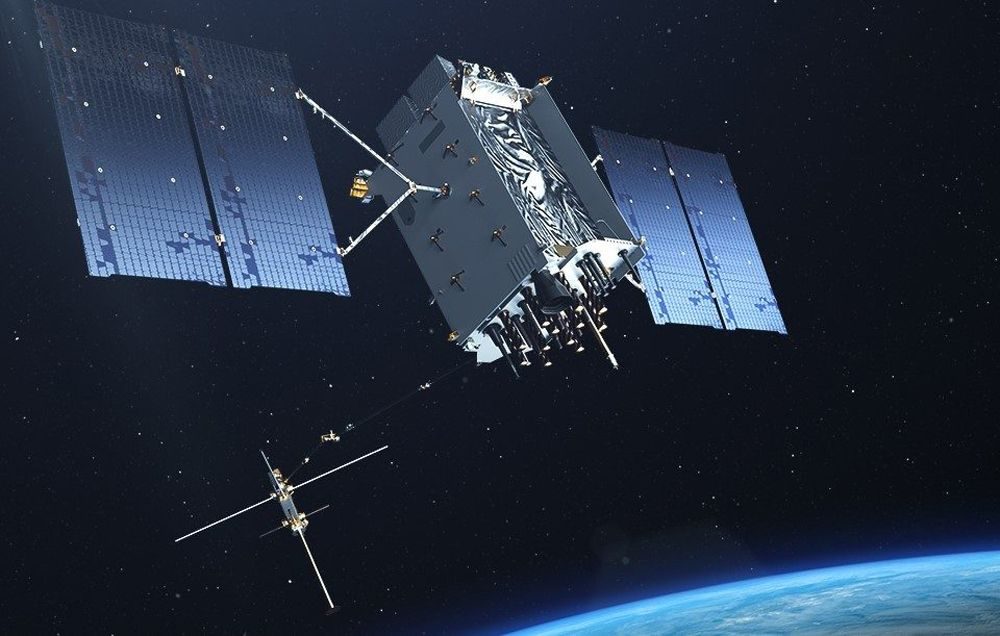 Coronavirus pandemic forces US Space Force, SpaceX to delay GPS satellite launch