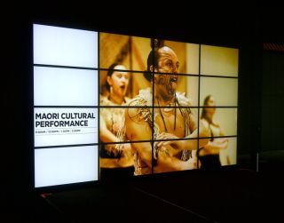 Auckland Museum Mounts Colossal Video Wall
