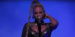 Beyonce Ripped Out An Earring During A Performance And She Kept On Going