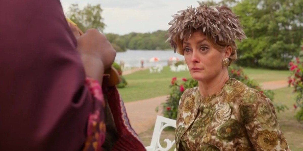 Morgana Robinson as Mrs. Jenkins in The Witches
