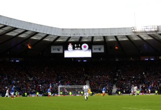 Soccer – Irn Bru Scottish Third Division – Queens Park v Rangers – Hampden Park