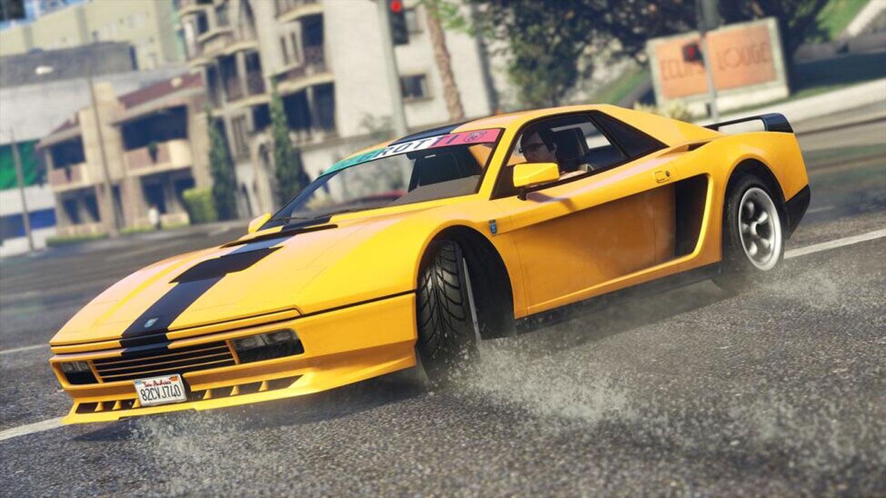 Gta online casino car spin pc games