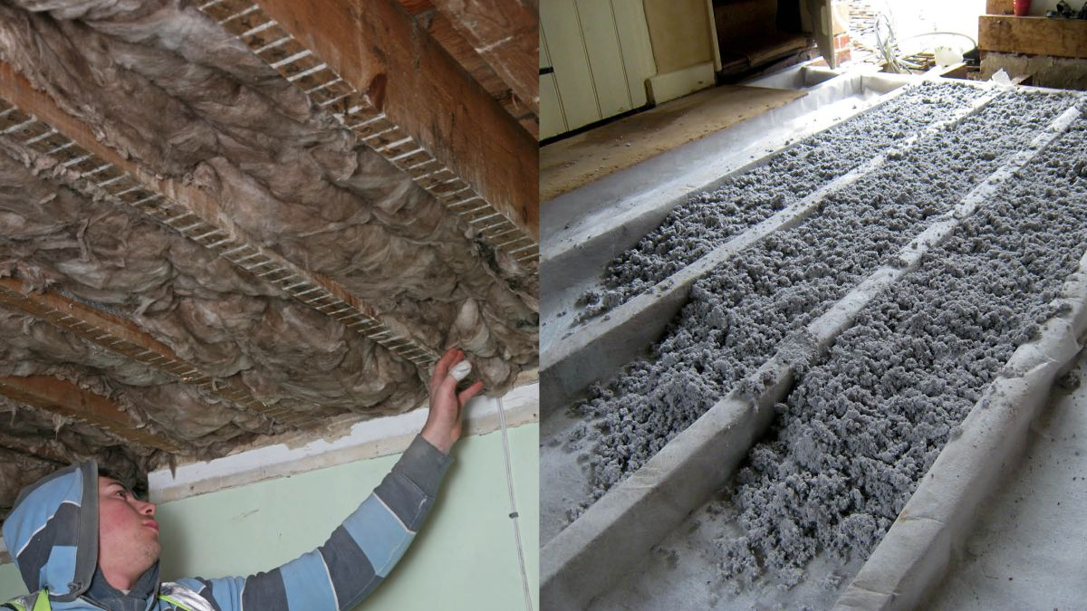 Floor Insulation How To Make Your Home