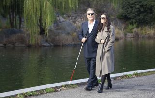 Blind Alec Baldwin Demi Moore