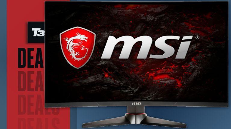 bet cheap msi gaming monitor deals