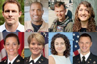 NASA New Astronaut Candidates 2013