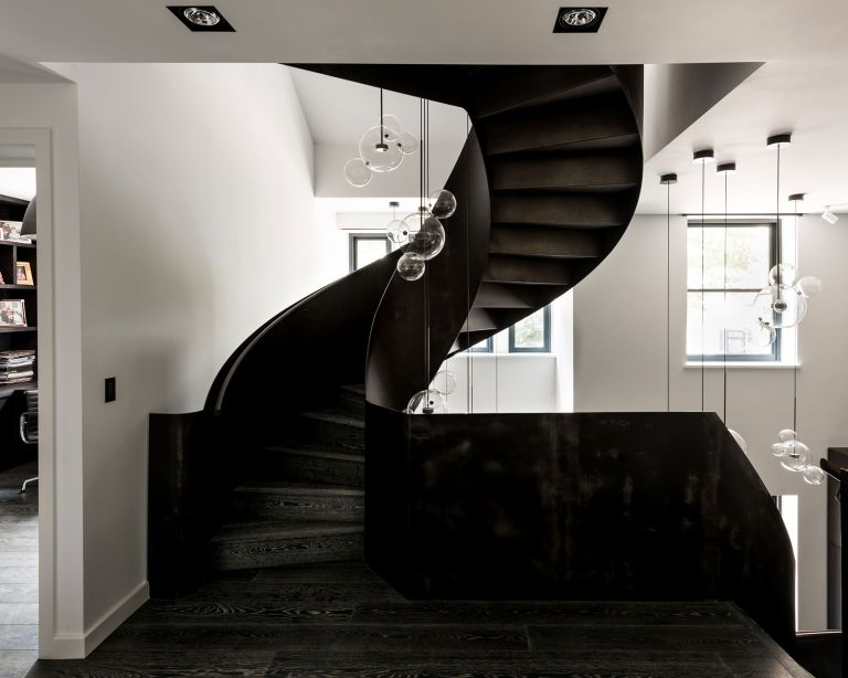 Staircase trends MW Architects
