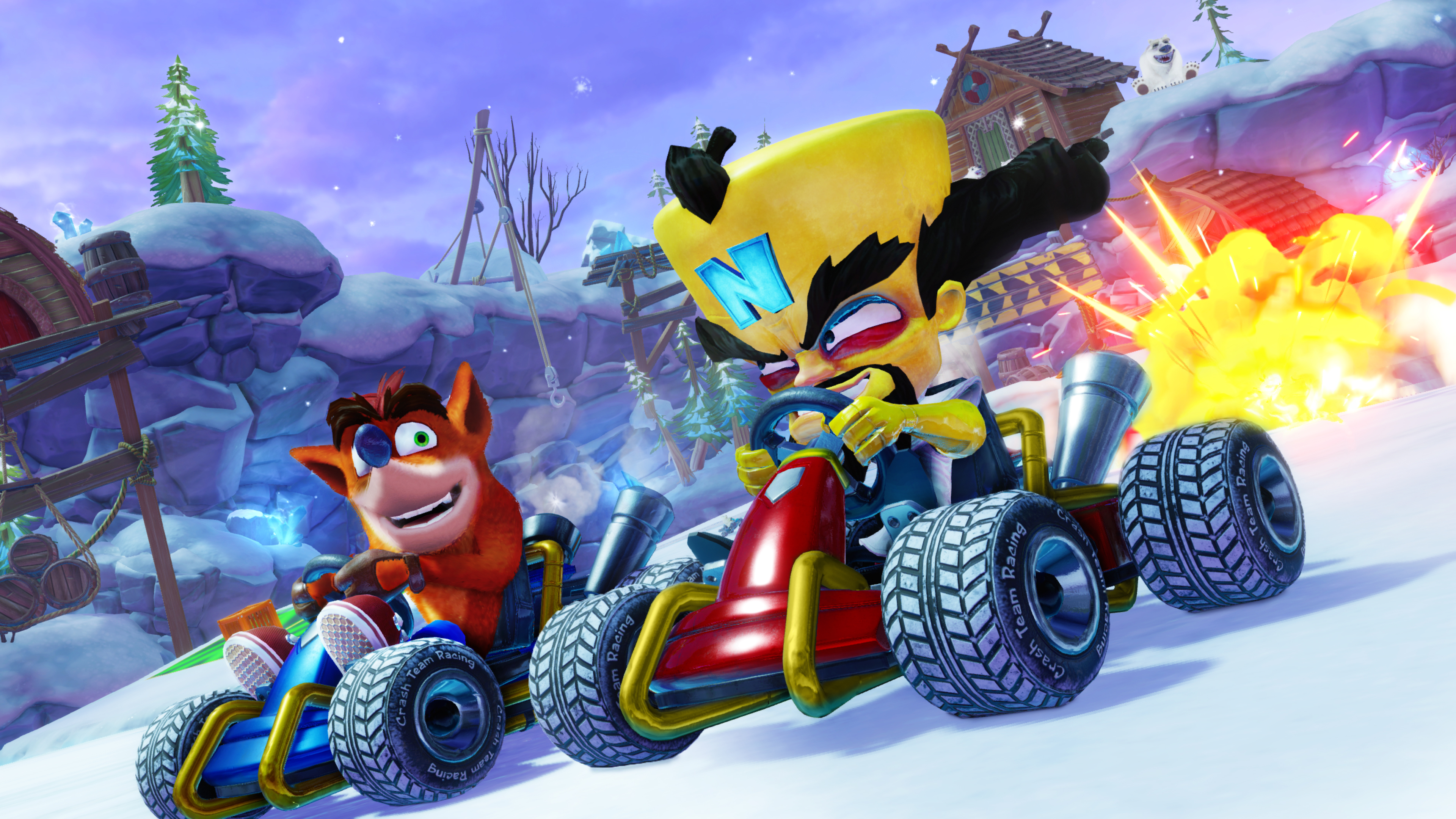 Crash Team Racing cheats: All the Nitro Fueled cheat codes