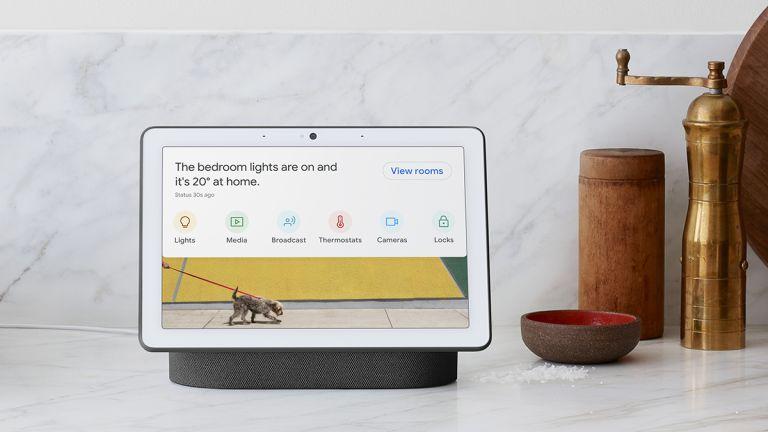 Google Nest Hub Maks