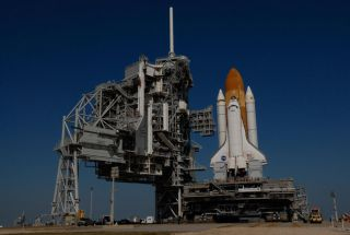 Weather Looks Good for Thursday Space Shuttle Launch