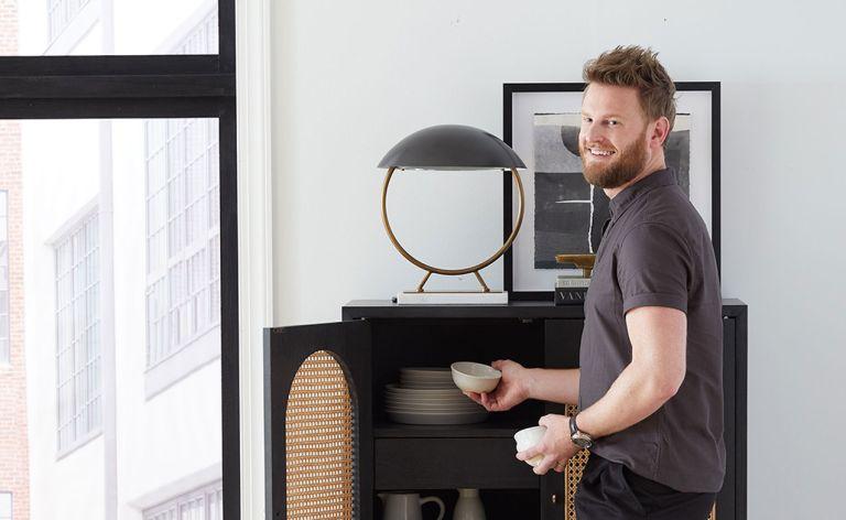 Bobby Berk's living room design tips