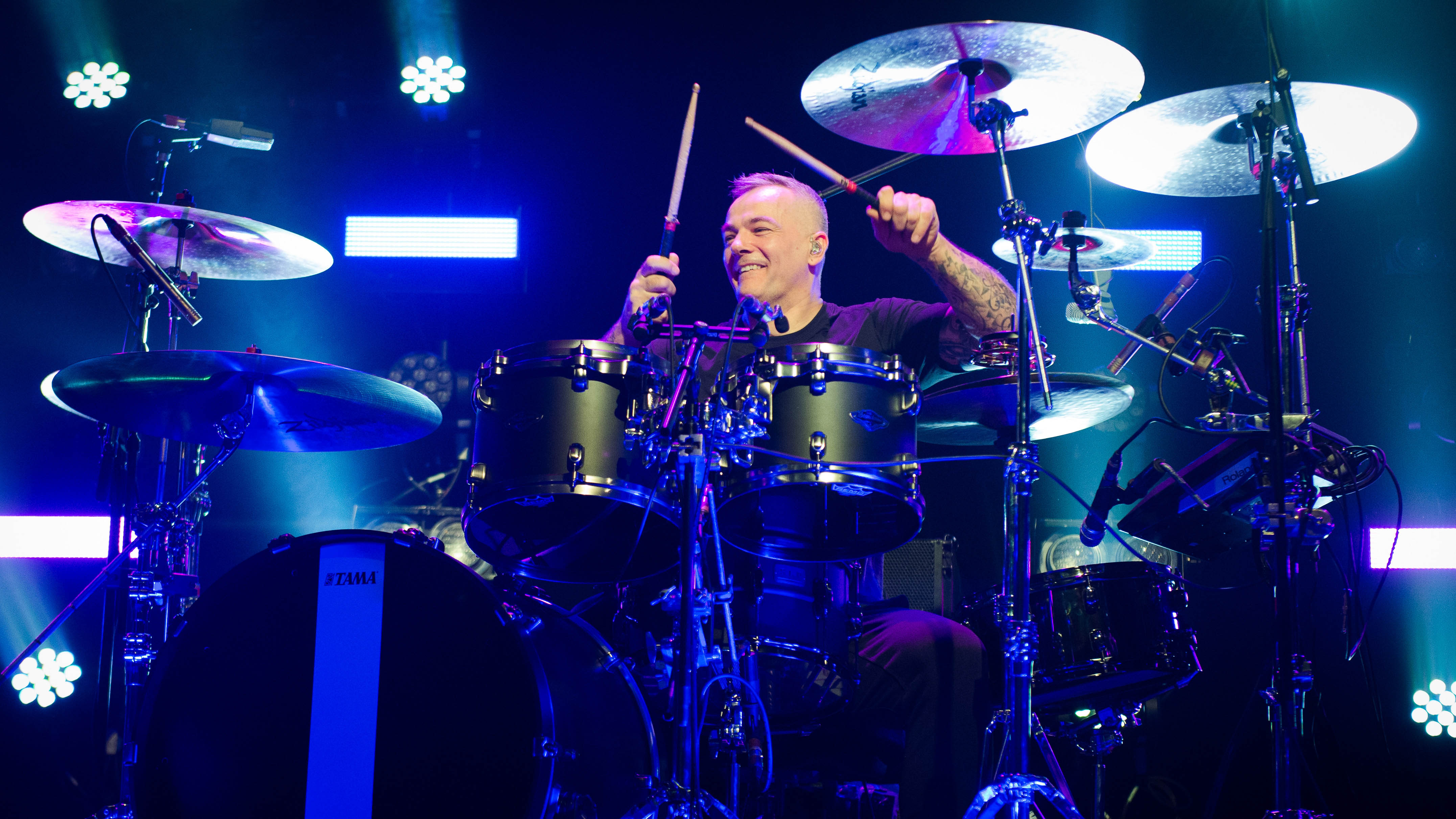 "Mark Richardson: ""Always insist on being in the conversation. That's a tip for any drummer"" 