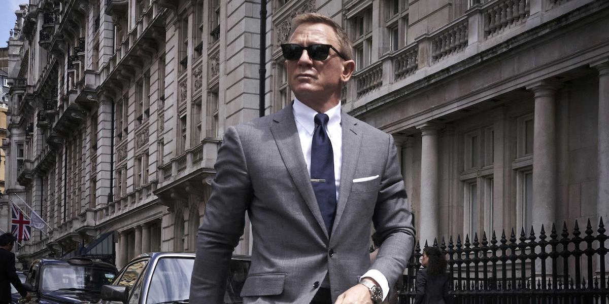 How Daniel Craig Got Fit For A Year Before Filming No Time To Die
