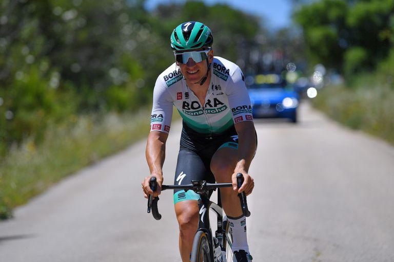 Pascal Ackermann at the Volta ao Algarve 2021