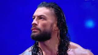 Roman Reigns on SmackDown Fox