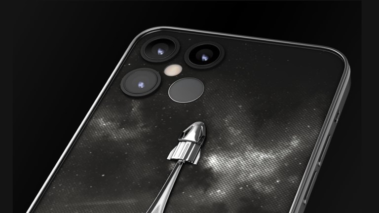 Musk Be On Mars iPhone 12 Pro