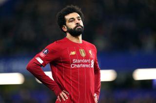 Mohamed Salah file photo