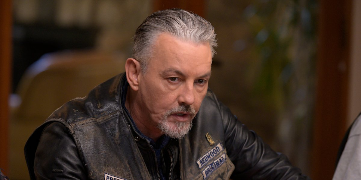 chibs from sons of anarchy on mayans m.c.