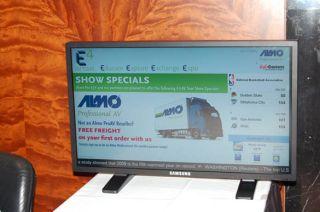 Almo Professional AV E4 Tour Kicks Off