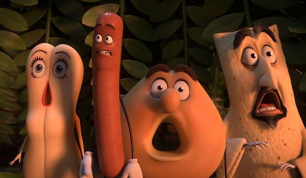 Sausage Party Main Cast
