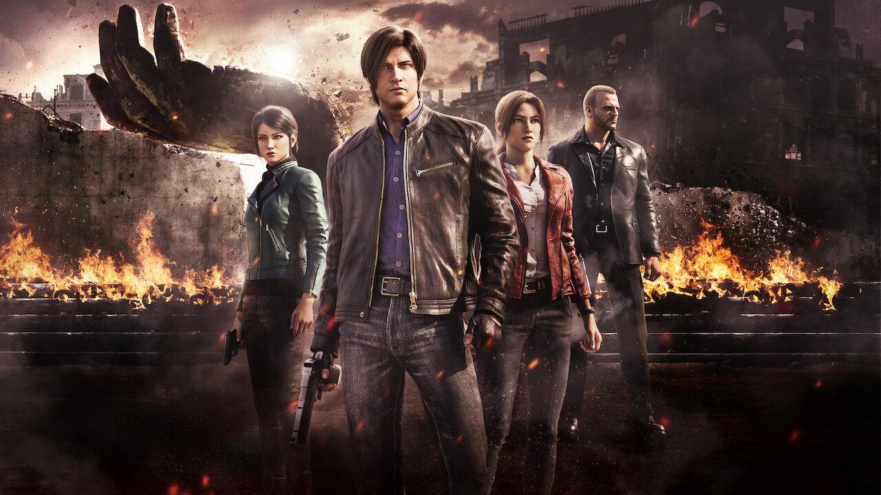 Netflix series Resident Evil: Infinite Darkness is like a terrible cutscene  you can't skip | PC Gamer
